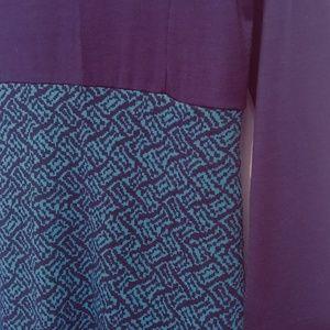 Ibex Wool Dress XL